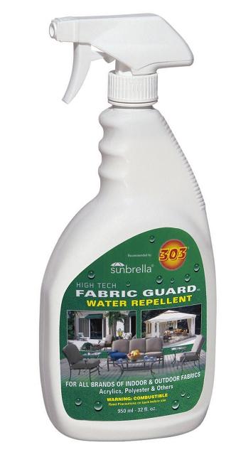303 high tech fabric guard 32 oz trigger sprayer. Black Bedroom Furniture Sets. Home Design Ideas