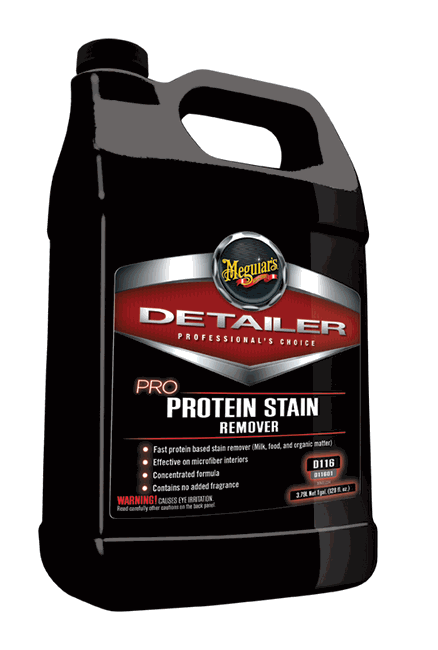 Meguiars D11601 Protein Stain Remover - 1 Gallon