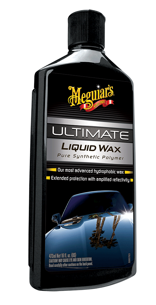 Image result for Meguiar's Ultimate Liquid Wax (G18216)