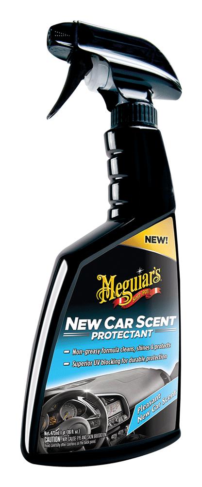 meguiars g4216 new car scent protectant 16 oz. Black Bedroom Furniture Sets. Home Design Ideas