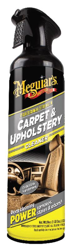meguiars g9719 carpet upholstery cleaner 19 oz. Black Bedroom Furniture Sets. Home Design Ideas