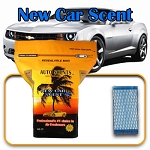 Auto Scents AS100 New Car Scent - 60 Pack