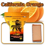 Auto Scents AS102 California Orange Scent - 60 Pack