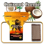 Auto Scents AS123 Coconut Creme Scent - 60 Pack