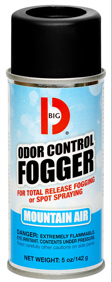 Big D Odor Control Fogger 344 Mountain Air