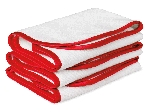 Griots 11116 Micro Fiber Wax Removal Cloths Set of 3