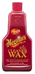 Meguiars A1216 Cleaner Wax Liquid - 16 oz