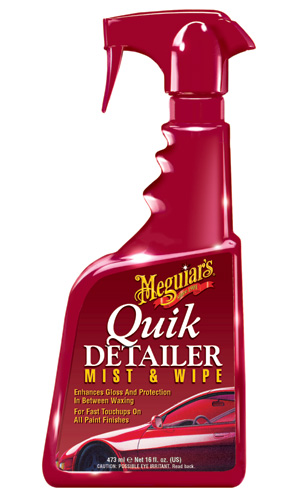 meguiars a3316 quik detailer 16 oz. Black Bedroom Furniture Sets. Home Design Ideas