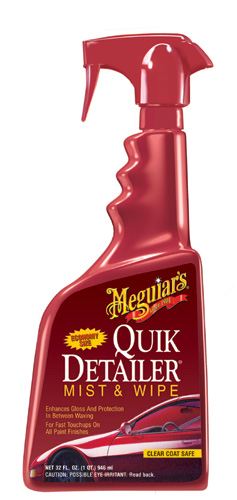 meguiars a3332 quik detailer 32 oz. Black Bedroom Furniture Sets. Home Design Ideas