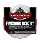 Meguiars DMF6 DA Microfiber Finishing Disc - 6