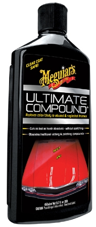 Meguiars G17216 Ultimate Compound 15 2 Oz