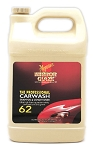 Meguiars M6201 Carwash Shampoo & Conditioner 1 Gallon