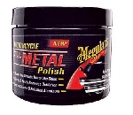 Meguiars MC20406 Motorcycle Metal Polish - 6 oz