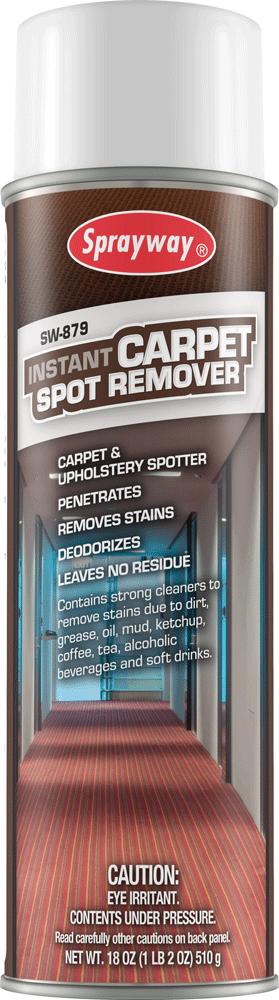 Sprayway 879 Carpet Amp Upholstery Stain Spotter 18 Oz