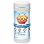 303 Aerospace Protectant Wipes - 40 towelettes