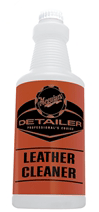 Meguiars D20181 Leather Cleaner Secondary Bottle - 32 oz