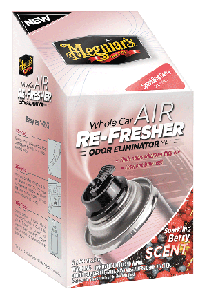 Meguiars G16302 Air Refresher - Sparkling Berry - 2.5 oz