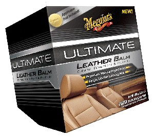 Meguiars G18905 Ultimate Leather Balm - 5 oz