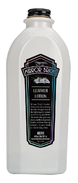 meguiars mb0414 mirror bright leather lotion 14 oz. Black Bedroom Furniture Sets. Home Design Ideas