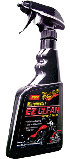 Meguiars MC20016 Motorcycle Ez Clean - 16 oz
