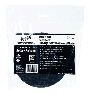 Meguiars WRSBP Rotary Soft Backing Plate - 155 mm