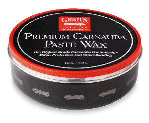 Griots 11029 Premium Carnauba Paste Wax 14 oz