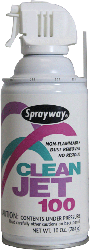 Sprayway 805 Clean Jet 100 10 oz