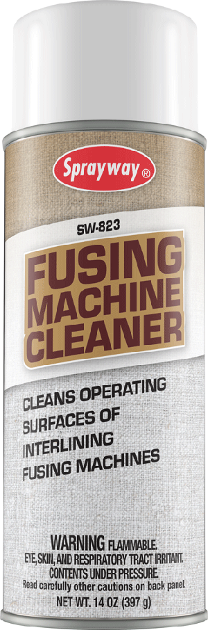 Sprayway 823 Fusing Machine Cleaner 14 oz