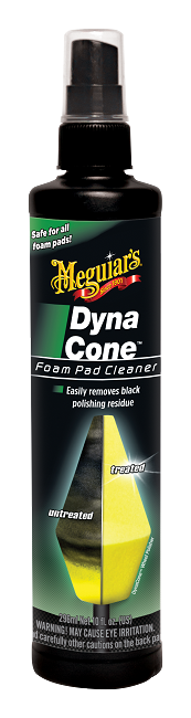 Meguiars G19410 DynaCone Pad Cleaner