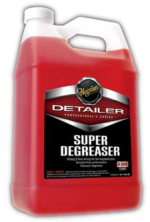 Meguiars D10801 Super Degreaser - 1 Gallon (concentrate)