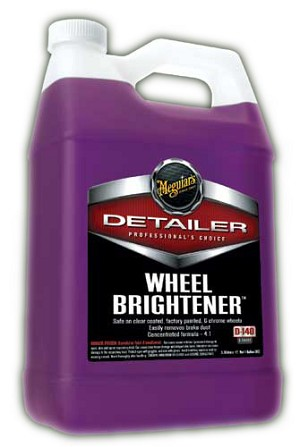 Meguiars D14001 Wheel Brightener - 1 Gallon