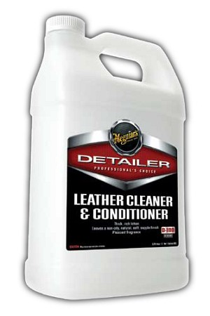 Meguiars D-18001 Leather Cleaner & Conditioner 1 gal.