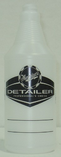 Meguiars D20100 Generic Spray Bottle - 32 oz