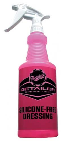 Meguiars D20161 Silicone-Free Dressing Bottle - 32 oz