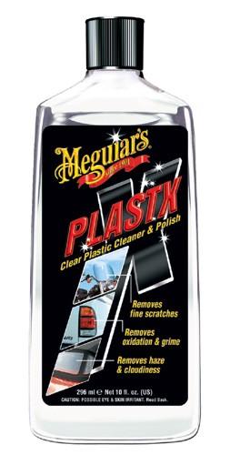 meguiars g12310 plastx clear plastic cleaner polish 10 oz. Black Bedroom Furniture Sets. Home Design Ideas