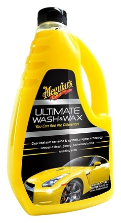 Meguiars G17748 Ultimate Wash & Wax - 48 oz