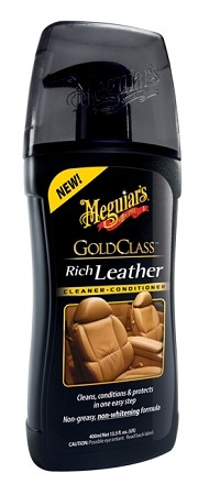 Meguiars G17914 Gold Class Leather Clean/Condition - 13.5 oz