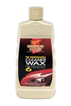 Meguiars M0616 Cleaner Wax - 16 oz