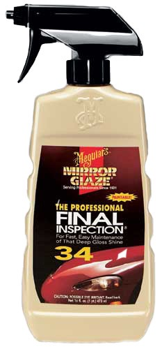 Meguiars M3416 Final Inspection - 16 oz