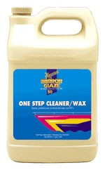Meguiars M5001 Boat/Rv Cleaner Wax - Liquid - 1 Gallon