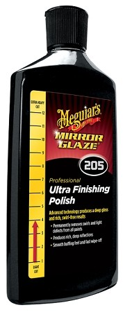 Meguiars M20508 Ultra Finishing Polish - 8 oz