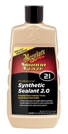 Meguiars M2116 Synthetic Sealant 2 0 16 Oz