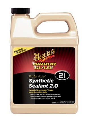 Meguiars M2164 Synthetic Sealant 2.0 - 64 oz