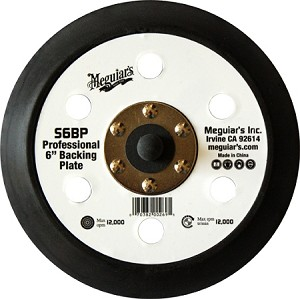 Meguiars S6BP Professional Backing Plate - 6""