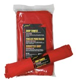 SM Arnold 85-767 Red Mechanic Shop Towels - 40 Pack